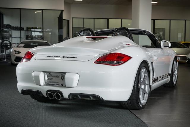 Used 2011 Porsche Boxster For Sale Richardson Tx Stock