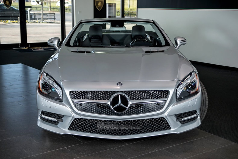 Used 2013 mercedes benz sl 550 for sale richardson tx for Mercedes benz for sale in dallas tx