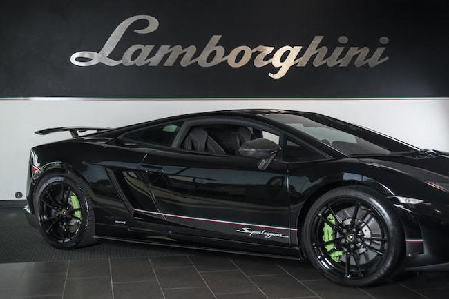 pre owned 2011 lamborghini gallardo lp 570 4 superleggera coupe dallas tx