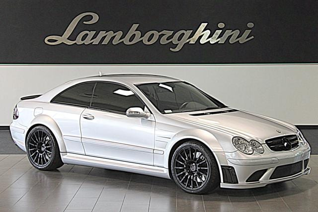 used 2008 mercedes benz clk63 amg black series for sale