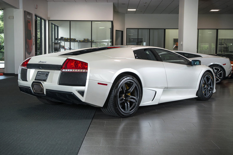 used 2009 lamborghini murcielago for sale richardson tx. Black Bedroom Furniture Sets. Home Design Ideas