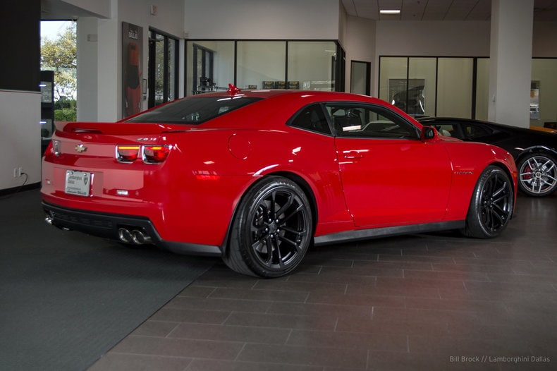 Used 2012 Camaro Zl1 For Sale Autos Weblog