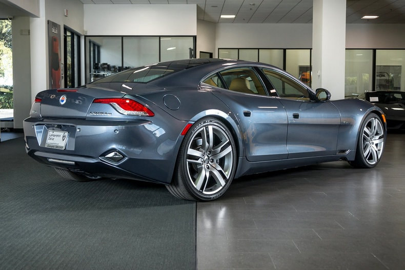 Used Cars Dfw >> Used 2012 Fisker Karma For Sale Richardson,TX | Stock ...