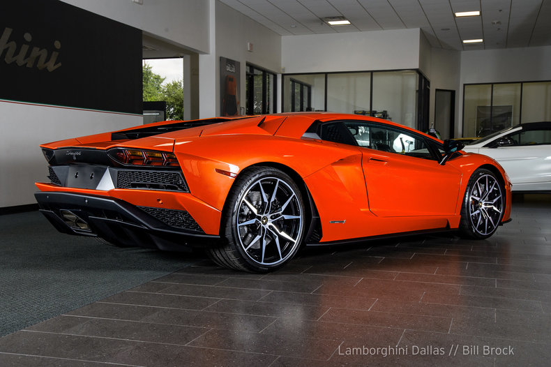 2018 lamborghini. contemporary lamborghini preowned 2018 lamborghini aventador s coupe dallas tx for lamborghini