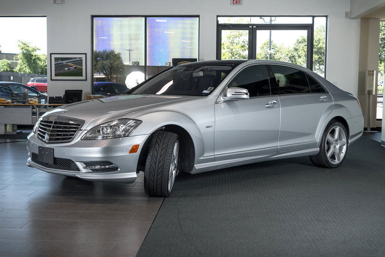 used 2012 mercedes benz s550 for sale richardson tx