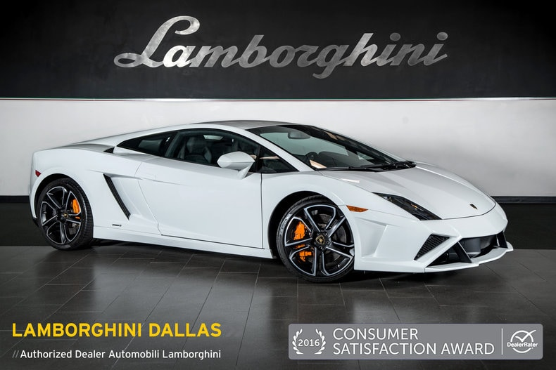 used 2014 lamborghini gallardo lp 560 4 coupe for sale dallas tx. Black Bedroom Furniture Sets. Home Design Ideas