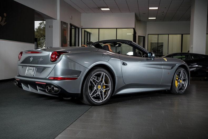 Used 2016 Ferrari California For Sale Richardson Tx Stock Lt0876 Vin Zff77xja9g0212904