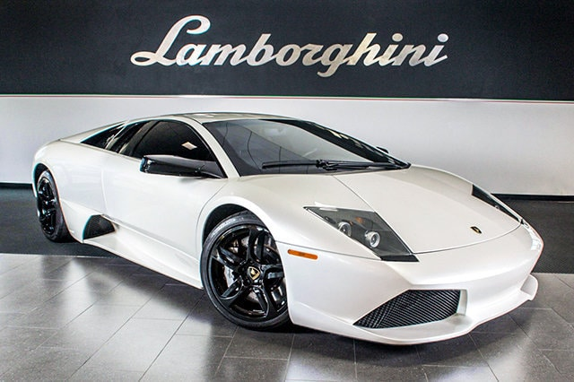 Pre-Owned 2008 Lamborghini Murcielago LP 640 Coupe Dallas TX