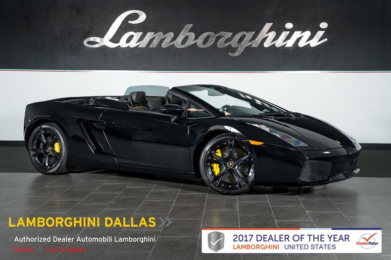 Used 2008 Lamborghini Gallardo , $129999