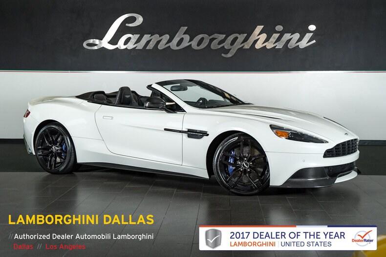 Used 2016 Aston Martin Vanquish, $217999