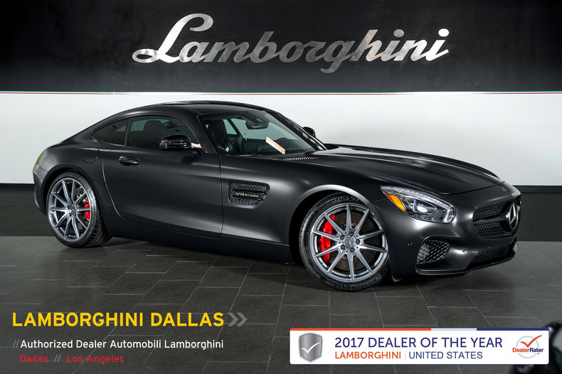 Used 2016 Mercedes-Benz AMG GT, $112999