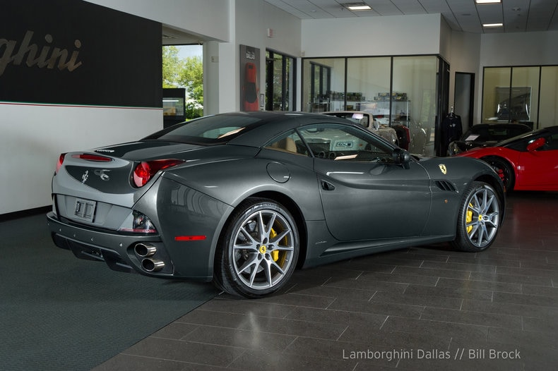 Used 2014 Ferrari California For Sale Richardson Tx