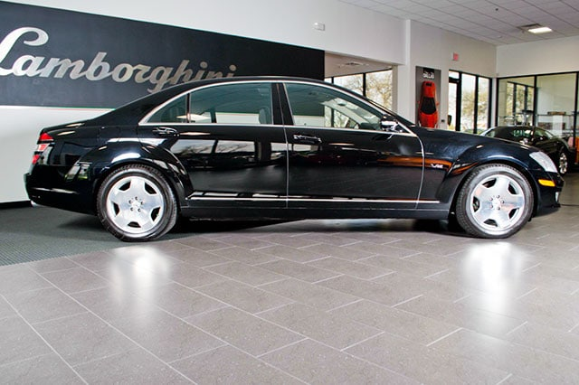 Used 2007 mercedes benz s600 for sale richardson tx for Mercedes benz dealers dallas