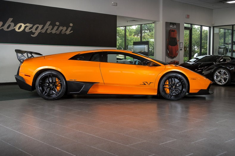 Used 2010 Lamborghini Murcielago For Sale Richardson Tx