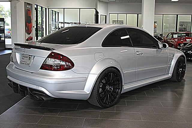 Used 2008 mercedes benz clk63 amg black series for sale for Mercedes benz dealers dallas