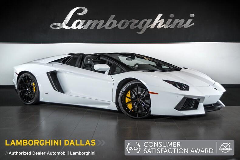 Used 2014 Lamborghini Aventador, $439999