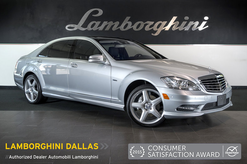 Used 2012 mercedes benz s550 for sale richardson tx for Used s550 mercedes benz for sale