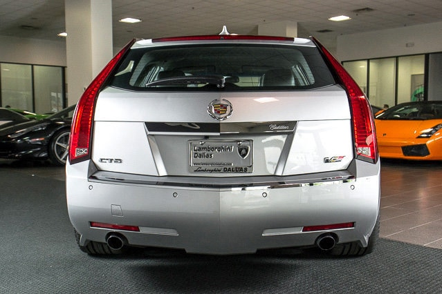 Used 2011 Cadillac CTS-V Sport Wagon For Sale Richardson ...