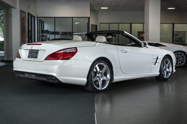 Used 2013 mercedes benz sl550 for sale richardson tx for Used convertible mercedes benz for sale