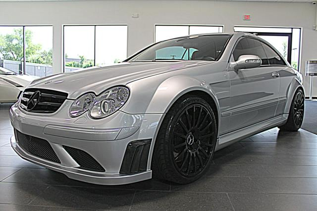Used 2008 mercedes benz clk63 amg black series for sale for Mercedes benz dallas for sale