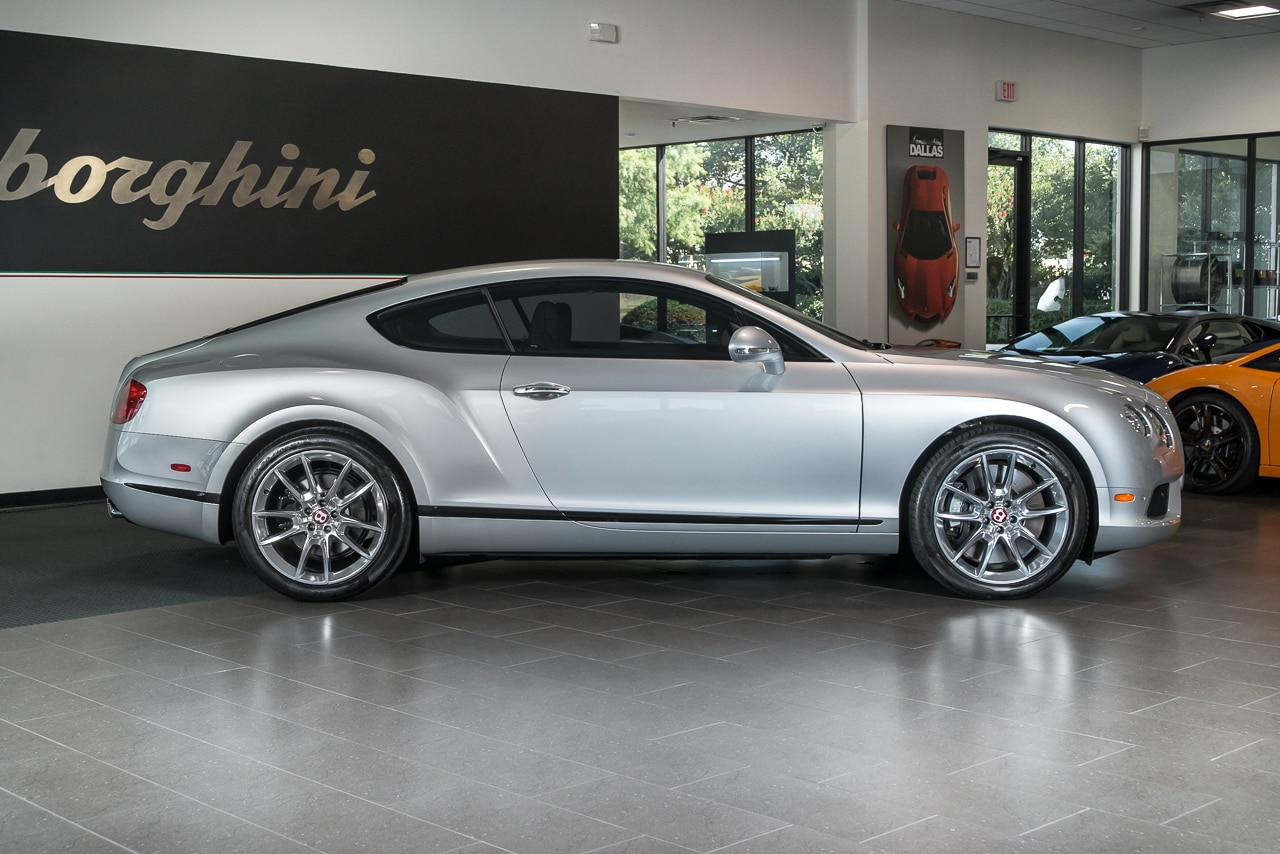Used 2013 Bentley Continental Gt For Sale Richardson Tx Stock L0724 Vin Scbft7za0dc080753
