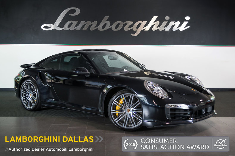 pre owned 2015 porsche 911 turbo s coupe dallas tx - 2015 Porsche 911 Turbo