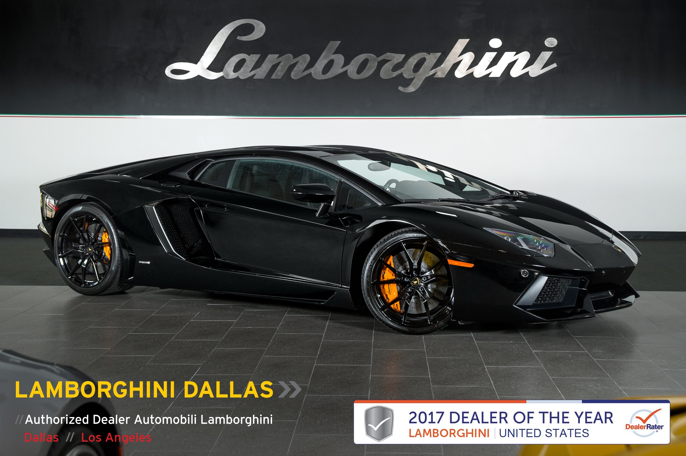 Pre-Owned 2013 Lamborghini Aventador LP 700-4 Coupe Dallas TX