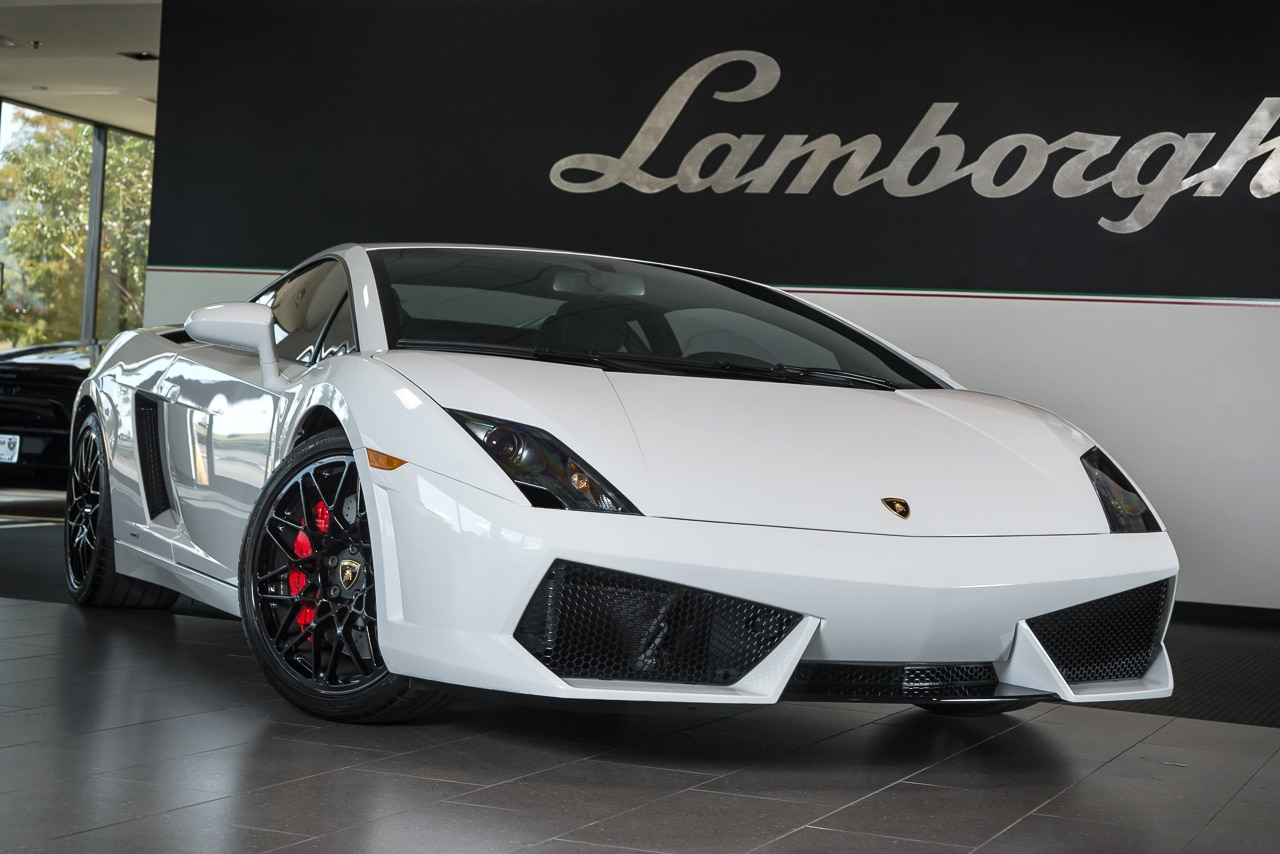 Used 2009 Lamborghini Gallardo For Sale Richardson Tx