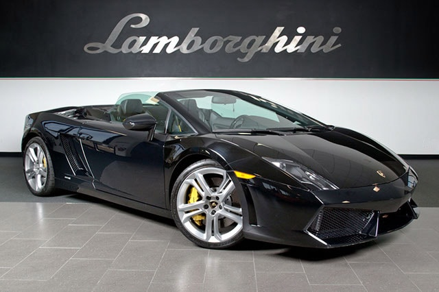 used 2010 lamborghini gallardo for sale richardson tx stock lc222 vin zhwgu6au8ala09319. Black Bedroom Furniture Sets. Home Design Ideas