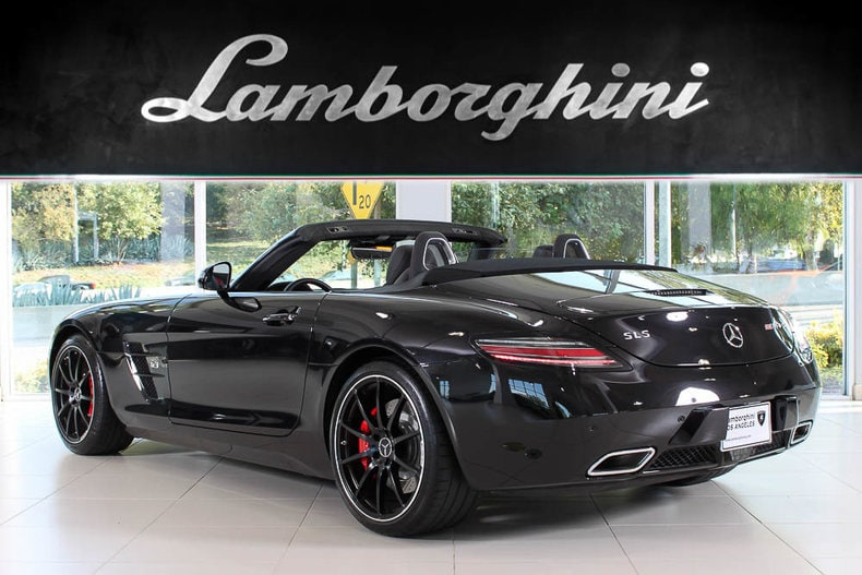 Used 2013 mercedes benz sls amg gt for sale richardson tx for Mercedes benz dallas for sale