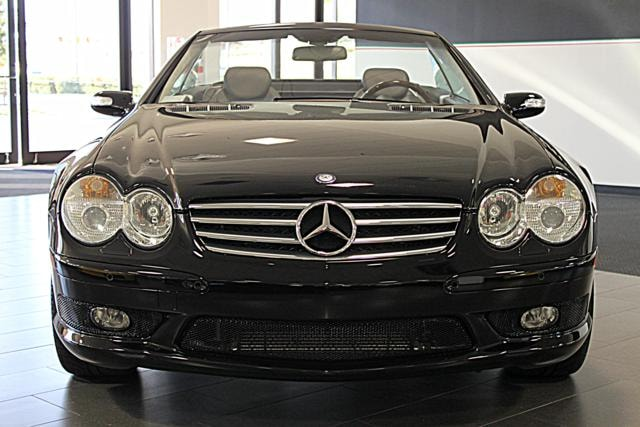 Used 2004 mercedes benz sl class for sale richardson tx for Mercedes benz for sale in dallas tx