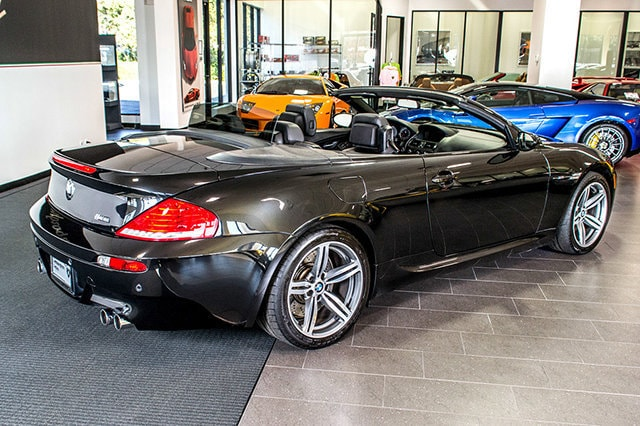 Used 2008 BMW M6 For Sale Richardson,TX   Stock# LT0583 ...