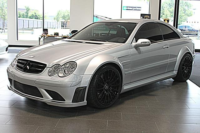 Used 2008 mercedes benz clk63 amg black series for sale for Mercedes benz clk63 amg black series for sale