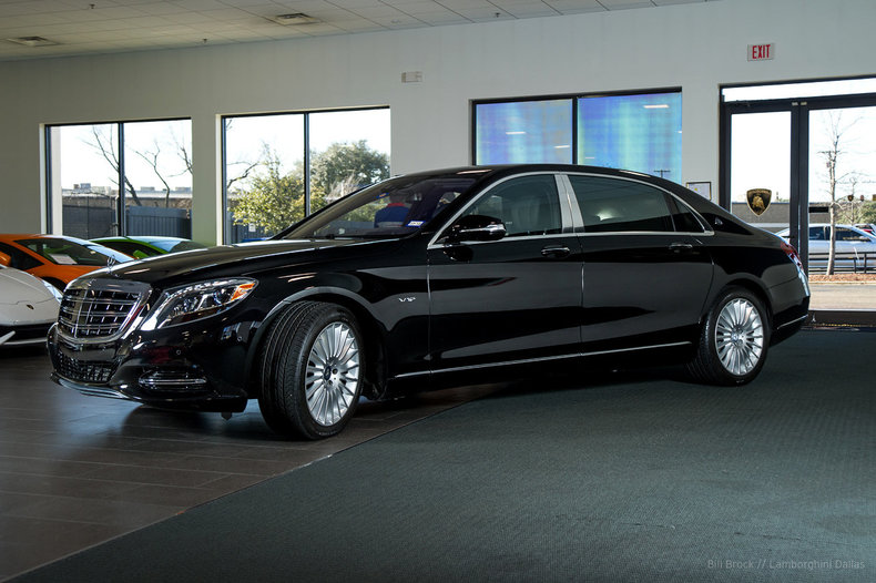 Used 2016 mercedes benz maybach s 600 for sale richardson for Mercedes benz used dallas