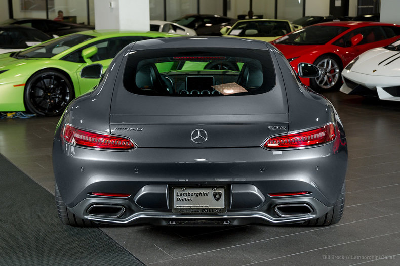 Used 2016 mercedes benz gt s for sale richardson tx for Mercedes benz for sale in dallas tx