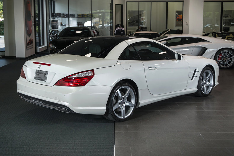 Used 2013 mercedes benz sl550 for sale richardson tx for Mercedes benz for sale in dallas tx