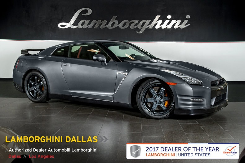 Used 2015 Nissan GT-R, $74999