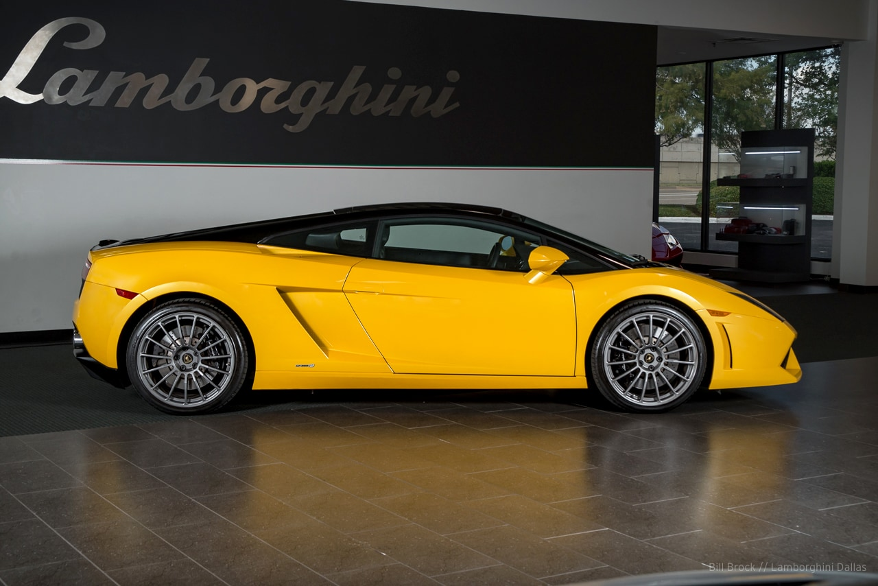 Used 2011 Lamborghini Gallardo For Sale Richardson Tx Stock Lc438 Vin Zhwgu5bz8bla10959