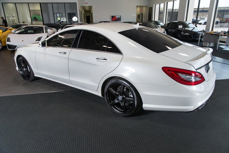 Used 2013 mercedes benz cls550 for sale richardson tx for Mercedes benz for sale in dallas tx