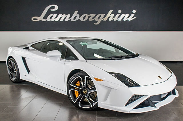2013 Lamborghini Gallardo LP 560-4 Coupe
