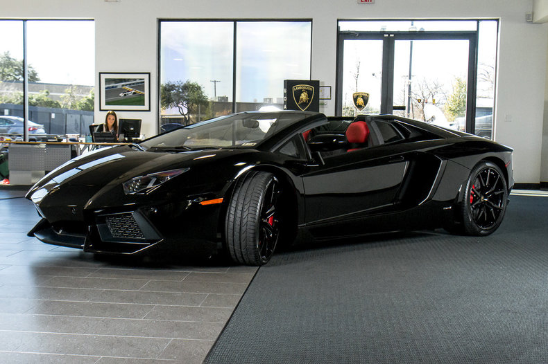 used 2015 lamborghini aventador for sale richardson tx. Black Bedroom Furniture Sets. Home Design Ideas