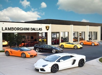 About Lamborghini Dallas Exotic Car Dealership In Richardson TX - Lamborghini car dealership