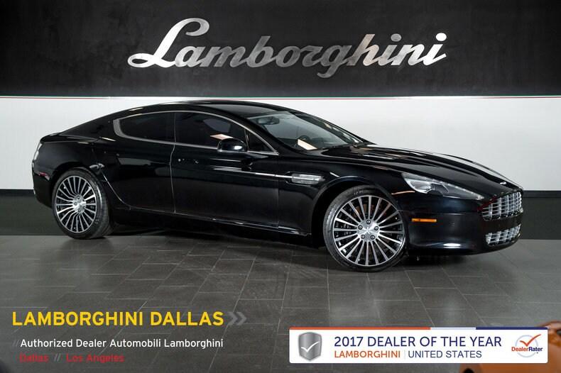 Used 2012 Aston Martin Rapide, $89999