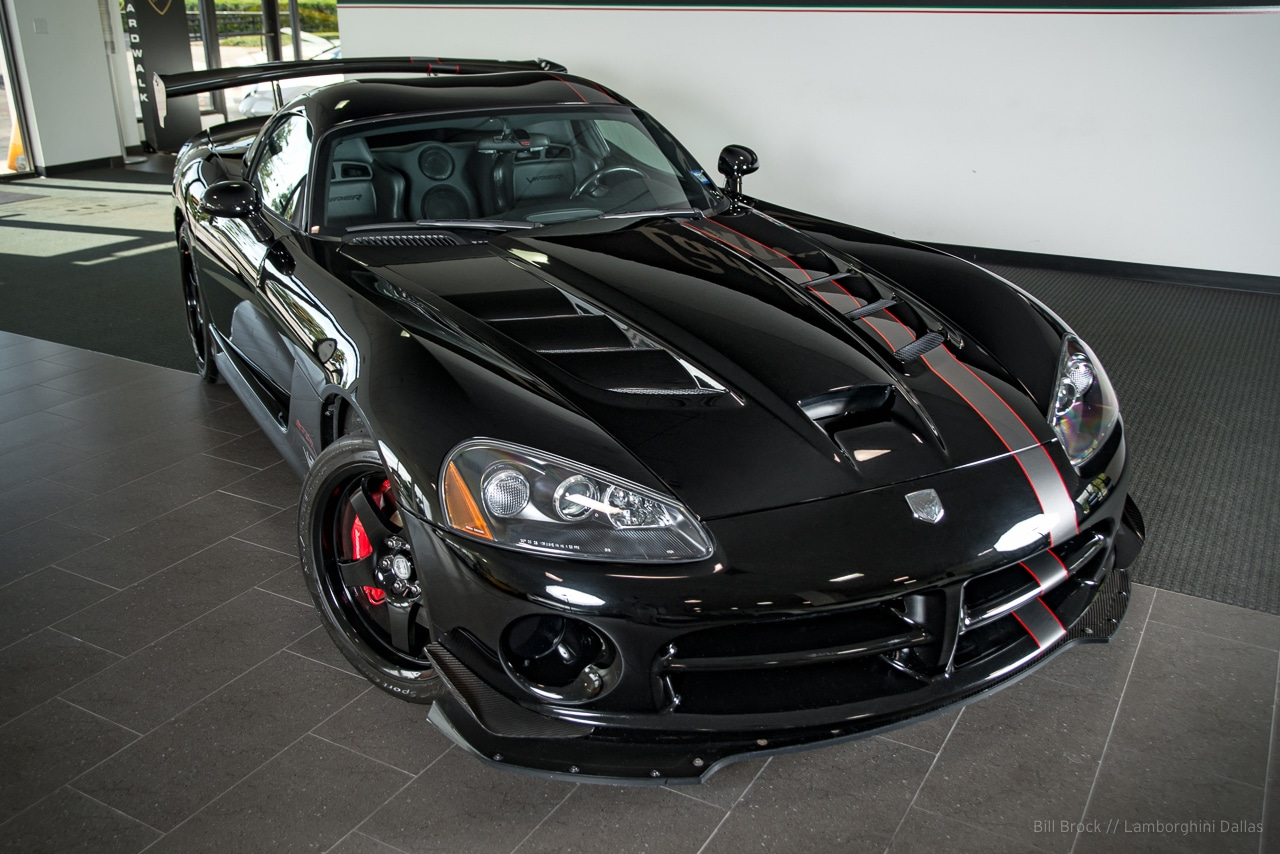 Used 2010 Dodge Viper For Sale Richardson Tx Stock