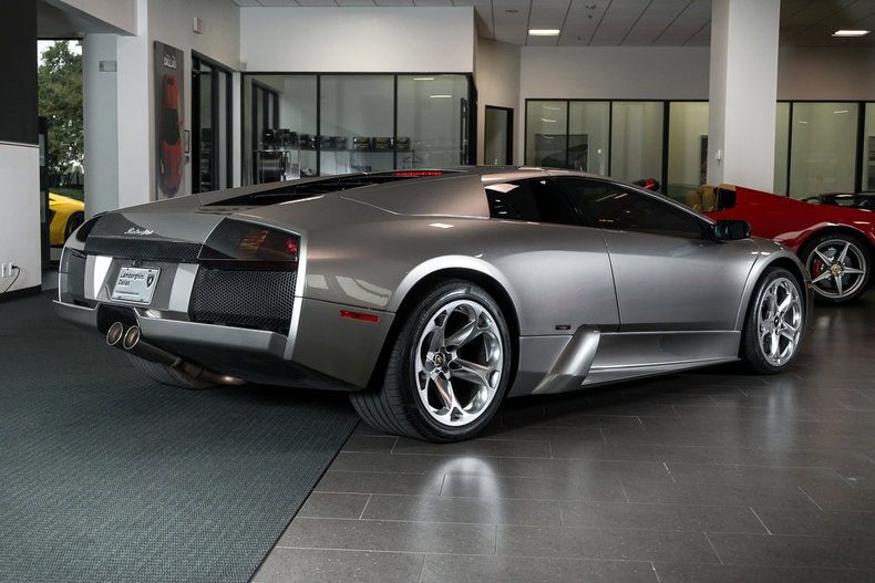 Used 2006 Lamborghini Murcielago For Sale Richardson Tx