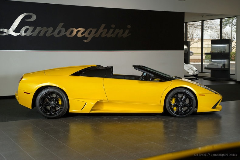 used 2008 lamborghini murcielago for sale richardson tx. Black Bedroom Furniture Sets. Home Design Ideas
