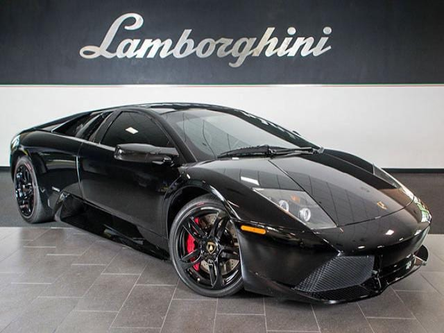 Pre-Owned 2006 Lamborghini Murcielago Coupe Dallas TX
