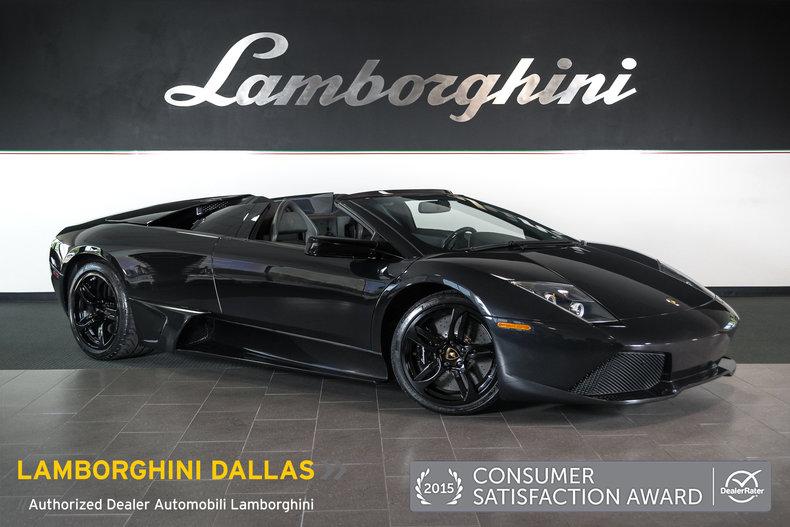Used 2008 Lamborghini Murcielago, $205999