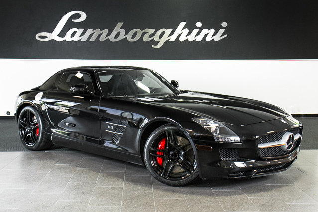 Used 2012 mercedes benz sls for sale plano tx for Mercedes benz plano texas