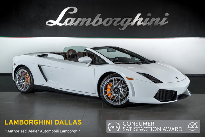 Used 2013 Lamborghini Gallardo, $146999